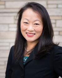 Headshot of Dr. Helen Chu