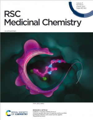 RCS Medicinal Chemistry August 2020 Cover