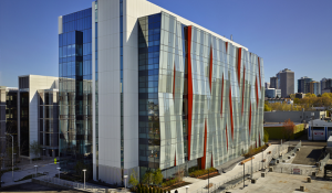 Photo of Bldg E, UW South Lake Union medical research campus