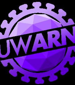 UWARN Logo in purple
