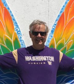 Photo of Dr. Wes Van Voorhis